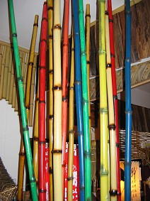 Dekorieren Und Gestalten Mit Bambus